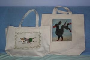 gordon-setter-shopping-bag